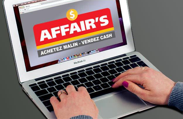 Achetez en ligne parmi la sélection de produits des magasins Affair's