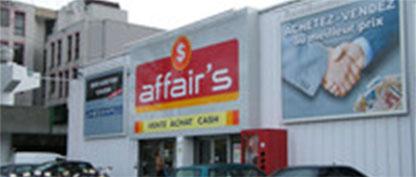 Affair's Echirolles